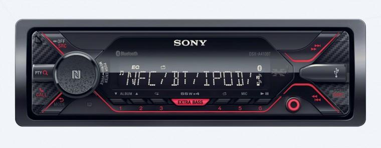 Autorádio Autorádio Sony DSX-A410BT