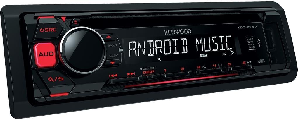 Autorádio Kenwood KDC-150RY
