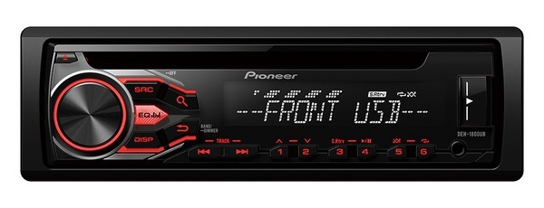 Autorádio Pioneer DEH-1800UB
