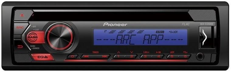 Autorádio Pioneer DEH-S120UBB