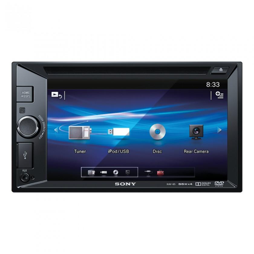 Autorádio Sony XAV-65