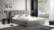 Avalon - Rám postele 200x160, s roštem a úložným prostorem