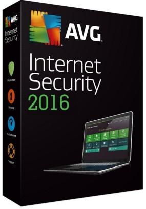 AVG Internet Security 2016, 1 licence 24 měs. (ISCEN24DCZS001)