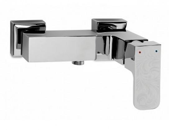 Azala - Sprchová baterie bez sprchového kompletu (chrom)