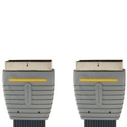 BANDRIDGE SCART Kabel SCART Zástrčka-SCART Zástrčka 5m Modrá