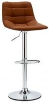 Barová židle Fuente hnědá