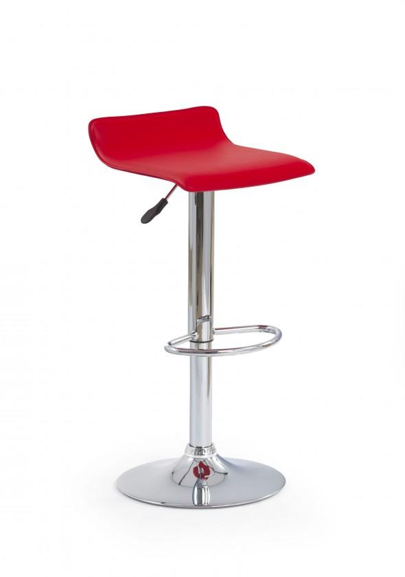 Barová židle H1 (červená)