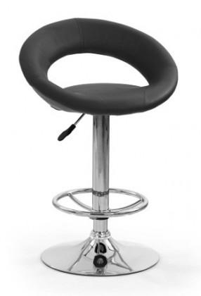 Barová židle H15 (černá)