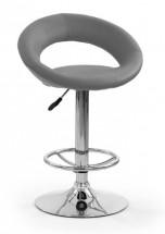 Barová židle H15 (šedá)