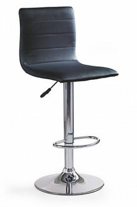Barová židle H21 (černá)