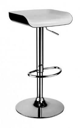 Barová židle H27 (černá)