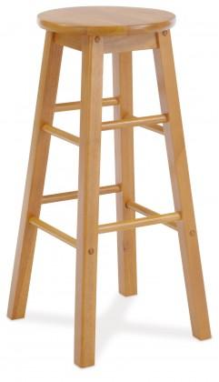 Barová židle OTTANA(kaučukovník, moření olše)