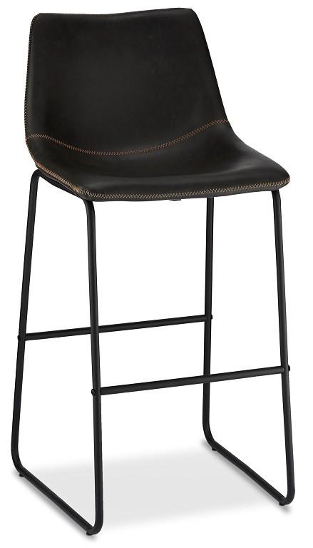Barové židle Barová židle Guaro černá
