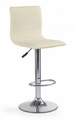 Barové židle Barová židle H21 (krém)