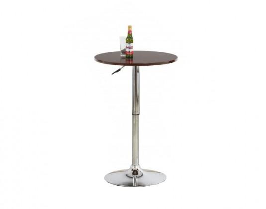 Barový stůl SB-1(třešeň antik / ocel)