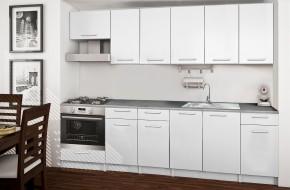 Basic - kuchyňský blok E 260 cm