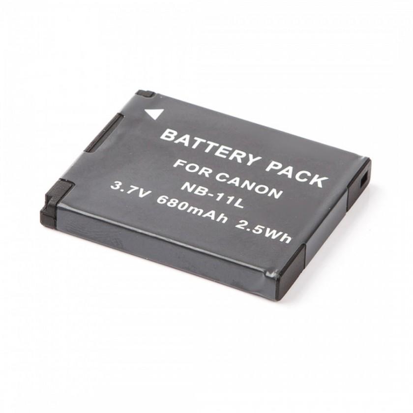 Baterie do fotoaparátů MadMan Baterie pro Canon NB-11L