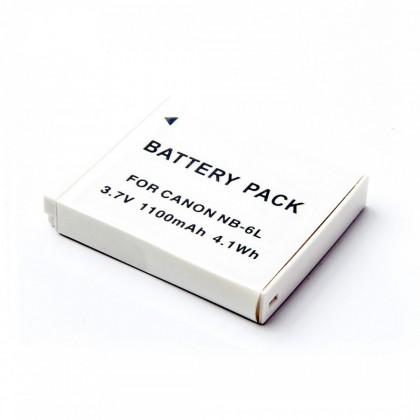 Baterie do fotoaparátů MadMan Baterie pro Canon NB-6L