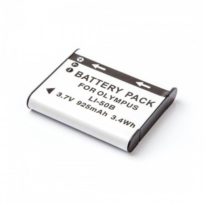 Baterie do fotoaparátů MadMan Baterie pro Olympus LI-50B