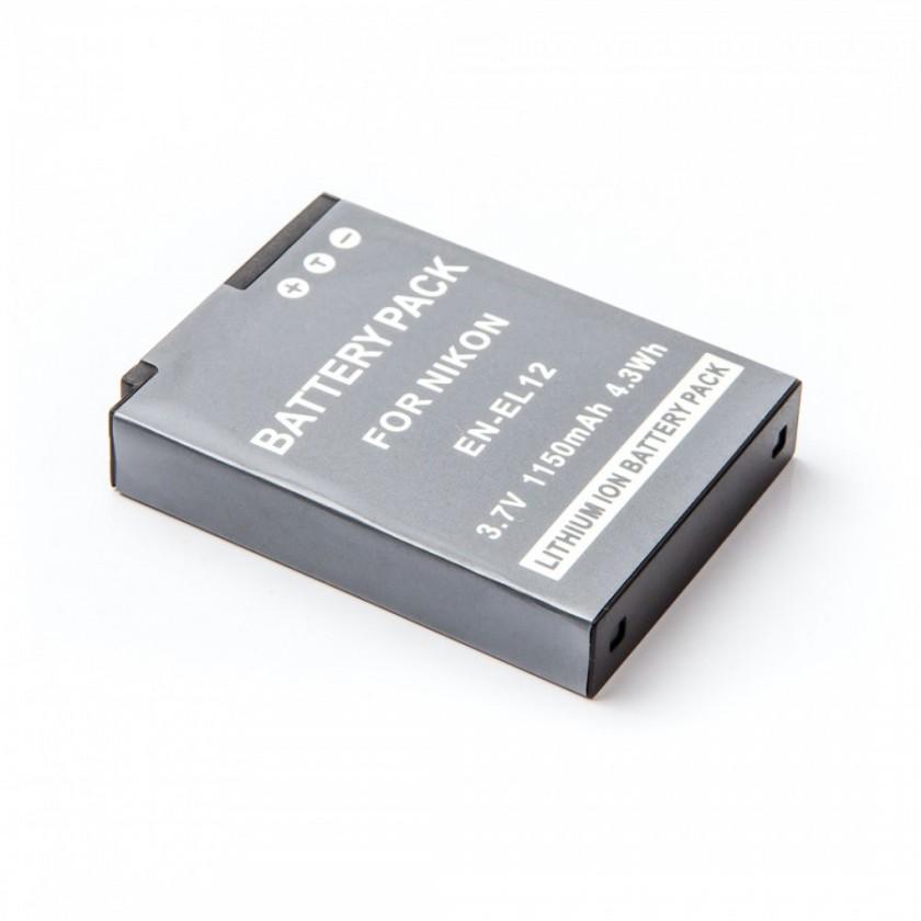 Baterie do fotoaparátů MadMan EN-EL12 baterie