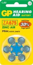 Baterie do naslouchadel Emos B3575, ZA675, 6ks