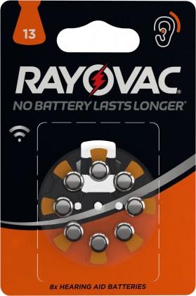 Baterie do naslouchadel Varta 4606745418, HAB13, 8ks OBAL POŠKOZE
