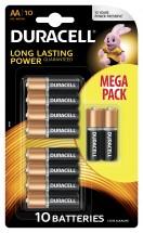 Baterie Duracell basic AA