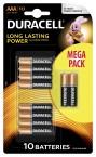 Baterie Duracell basic AAA