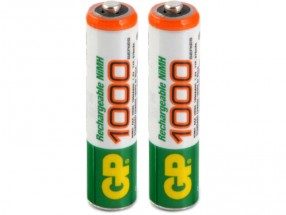 Baterie GP Professional 1000mAh AAA 2ks