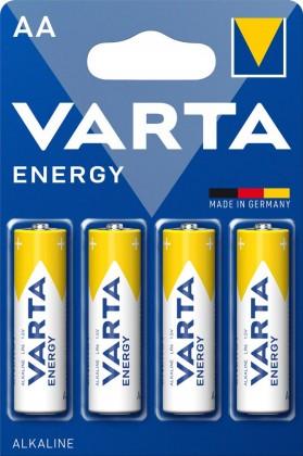 Baterie Varta Energy, AA, 4ks