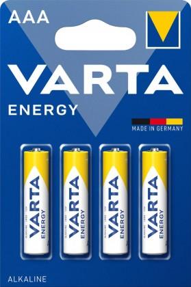 Baterie Varta Energy, AAA, 4ks