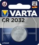 Baterie VARTA knoflíková lithiová CR-2032 1ks