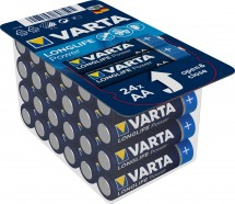 Baterie Varta Longlife Power, AA, 24ks