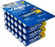 Baterie Varta Longlife Power, AA, 24ks