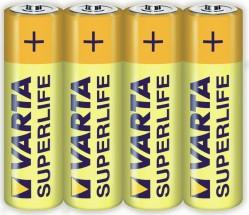 Baterie VARTA Superlife AA 4ks