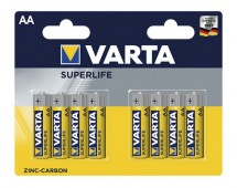 Baterie Varta Superlife, AA, 8ks
