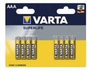 Baterie VARTA Superlife AAA 8ks