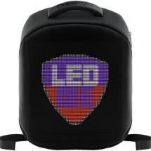 Batoh Prestigio LEDMe 22L, s LED panelem , černý
