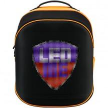 Batoh Prestigio LEDMe 25L, s LED panelem, oranžový