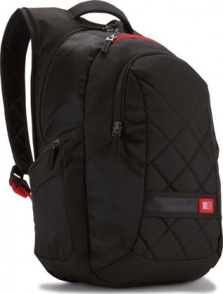 """Batohy CASELOGIC CL-DLBP116K Sportovní batoh pro notebook do 16""""Černý"""