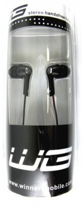 "Bazar audio Handsfree stereo ""N"" LG KG800 ROZBALENO"