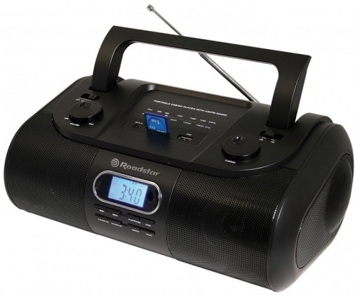 Bazar audio Roadstar RU-295BK ROZBALENO