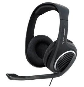 Bazar audio Sluchátka SENNHEISER, PC 320 ROZBALENO