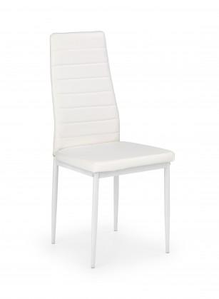Bazar kuchyně, jídelny K70 - Jídelní židle (bílá)