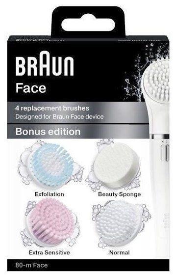 Bazar osobní péče Braun Face 80M ROZBALENO