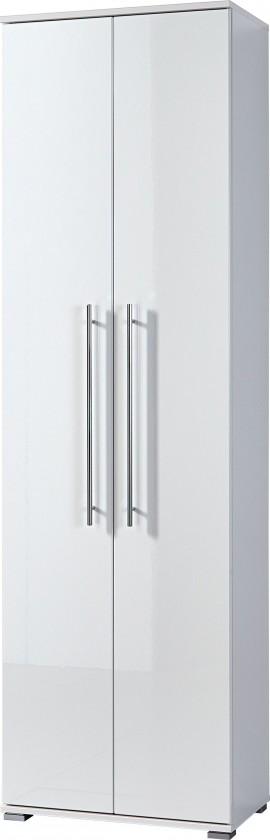 Bazar předsíně GW-Inside - skříň, 2x dveře (bílá)