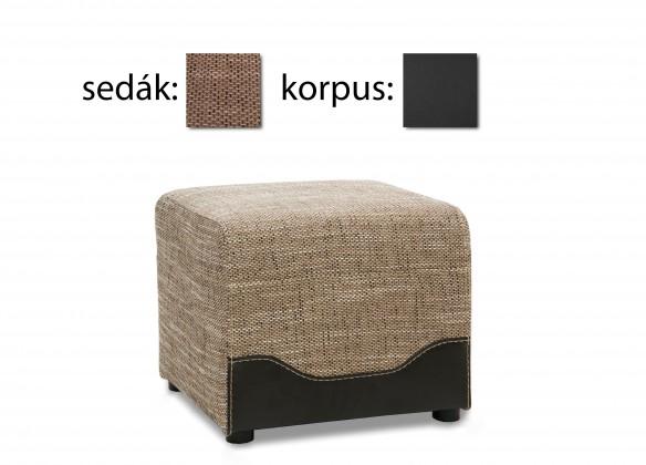 Bazar sedací soupravy Vegas (magma capp.04-sedák / madryt new 125-korpus, sk. hit lista