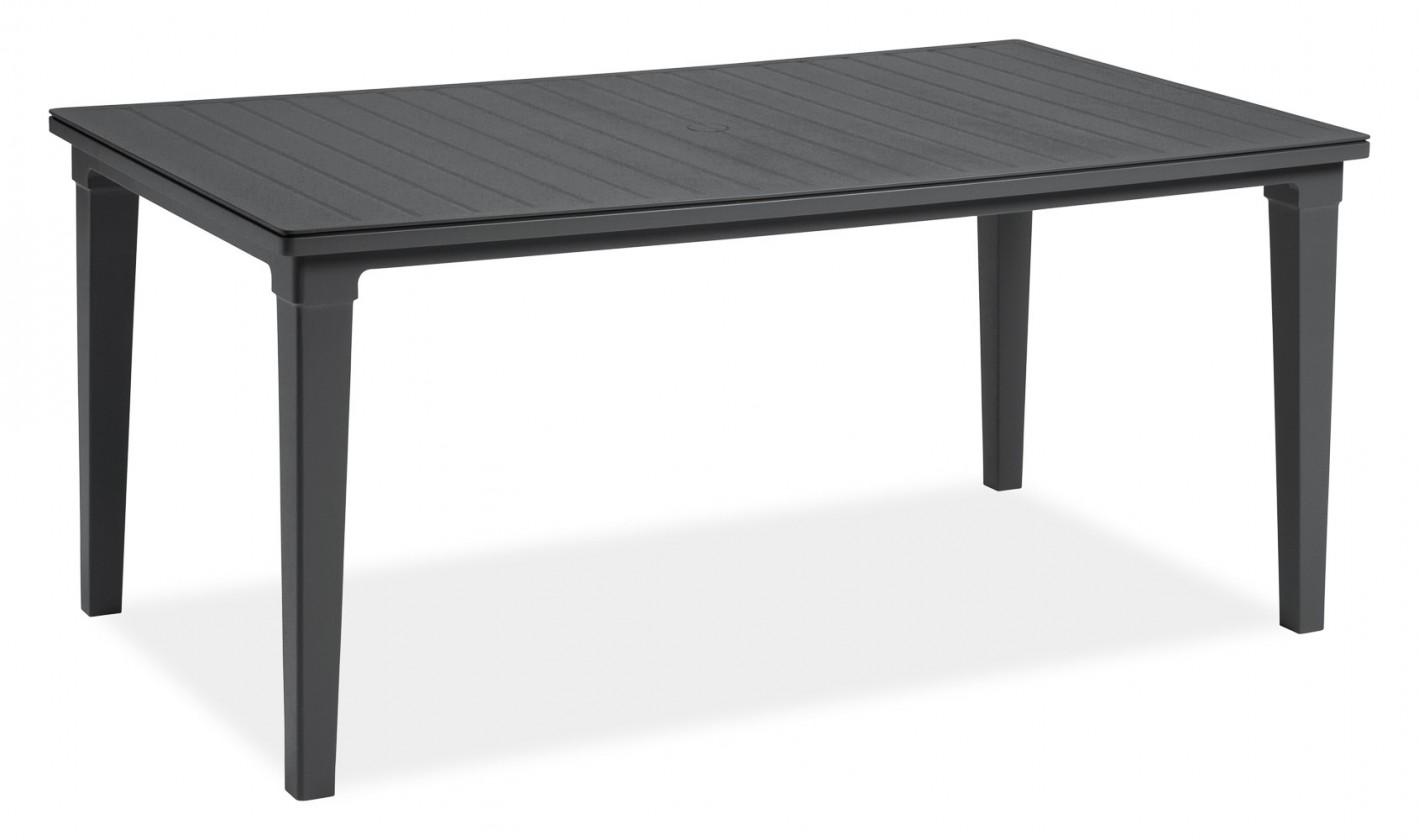Bazar zahrada Futura - Stůl (černá)