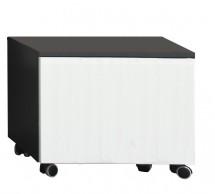 Beach - Mobilní kontejner  (šedá, bílá)