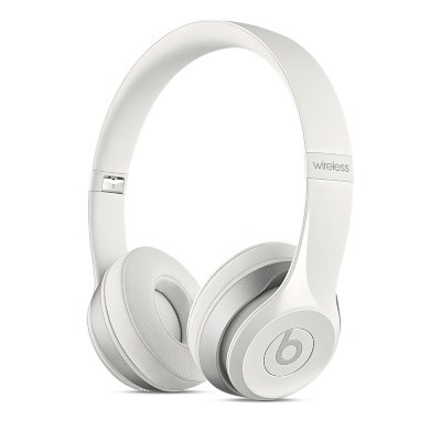 Beats Solo 2 Wireless, bílá - MHNH2ZM/A